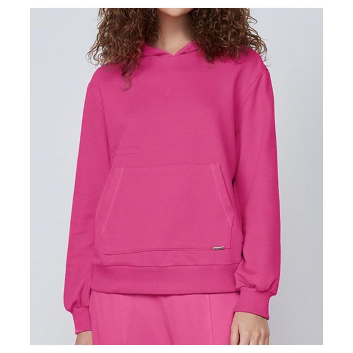 Blusão Feminino Dzarm 6lfr Kr2en Pink
