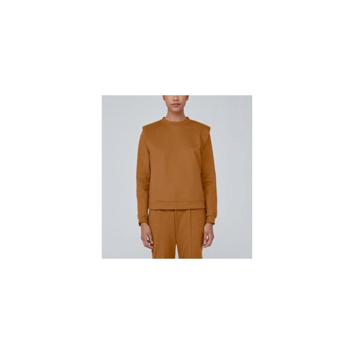 Blusão Feminino Dzarm 6lfw Yufen Camel