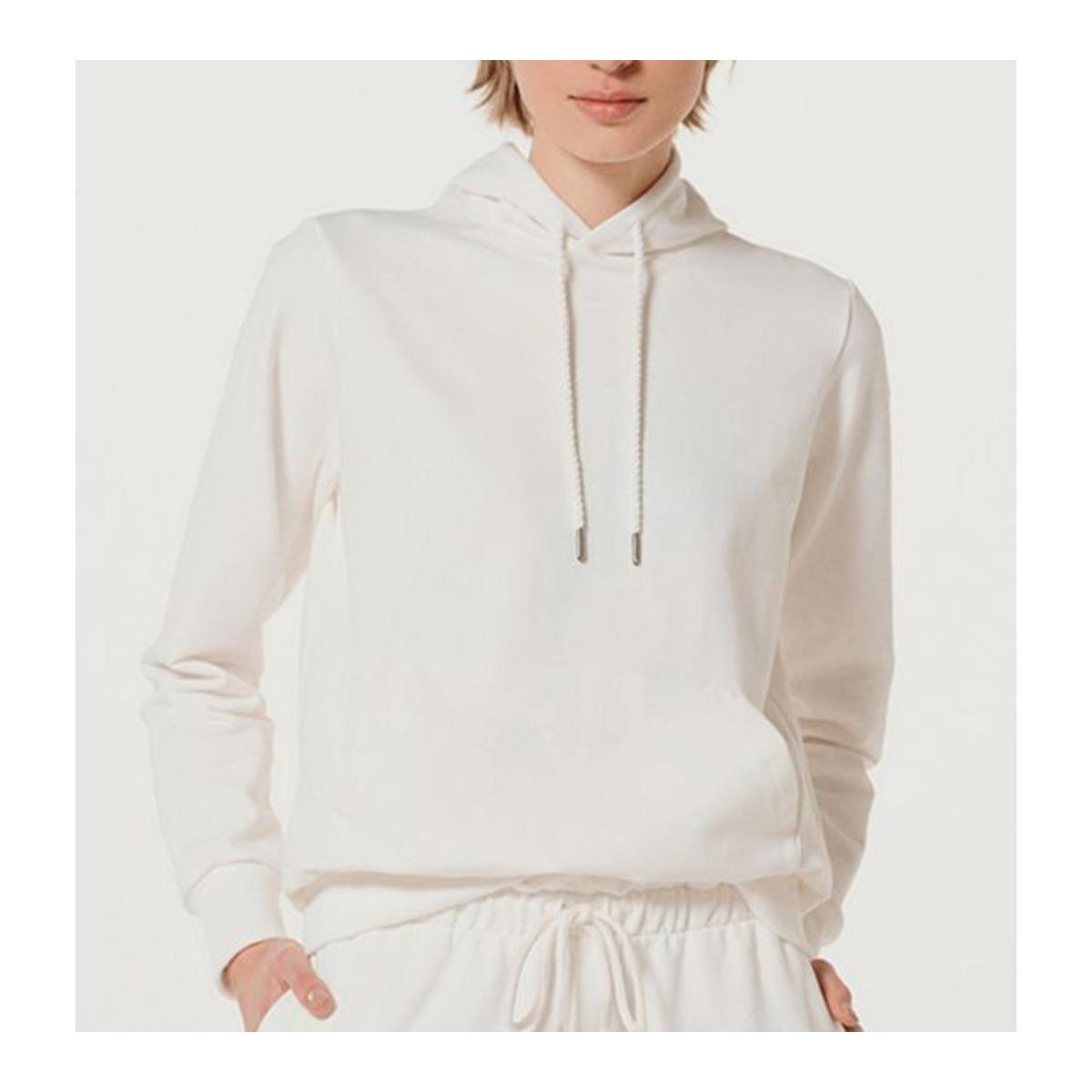 Blusão Feminino Hering 060n Nmcen Branco