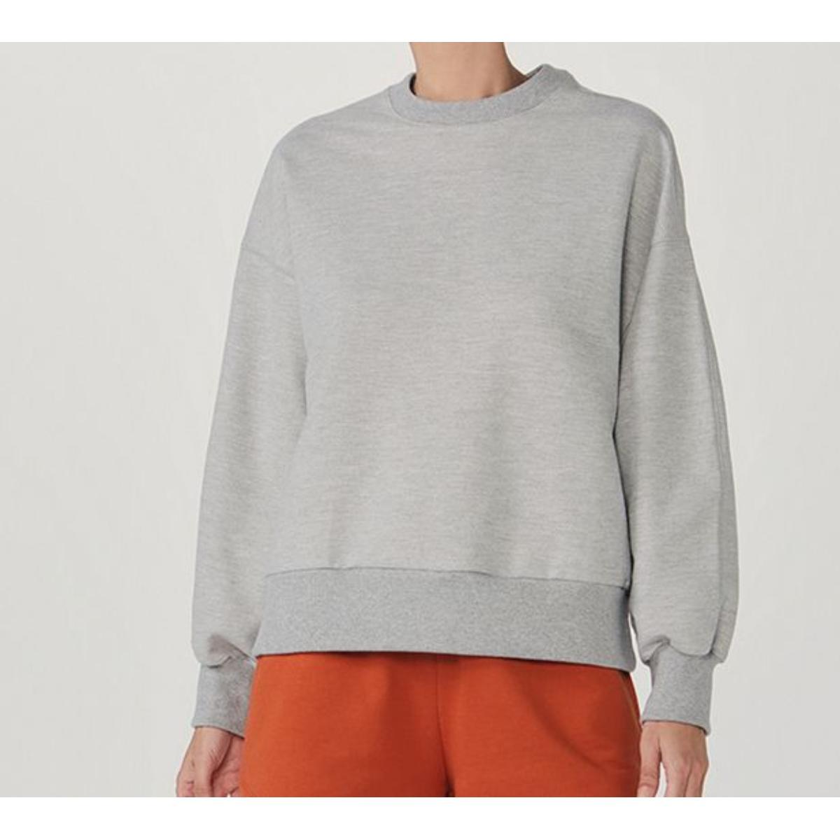 Blusão Feminino Hering 068r M2hen Mescla