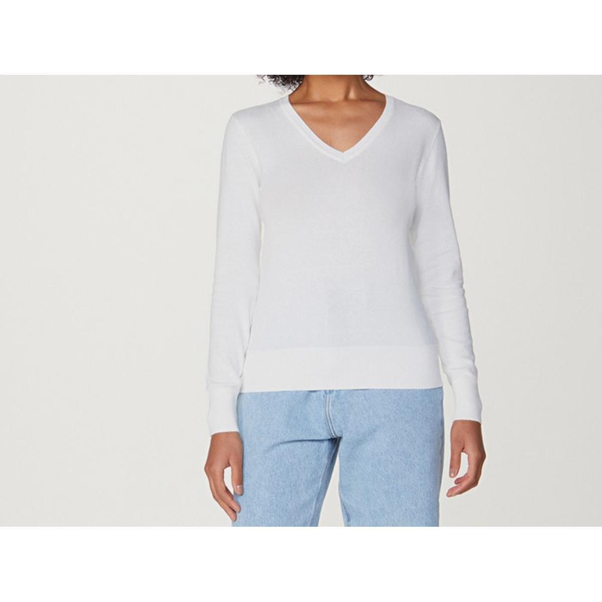 Blusão Feminino Hering K0wh 1asi Branco