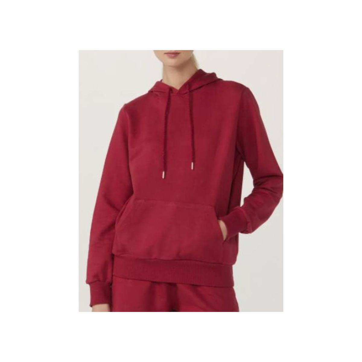 Blusão Feminino Hering 060n Rwwen Vermelho
