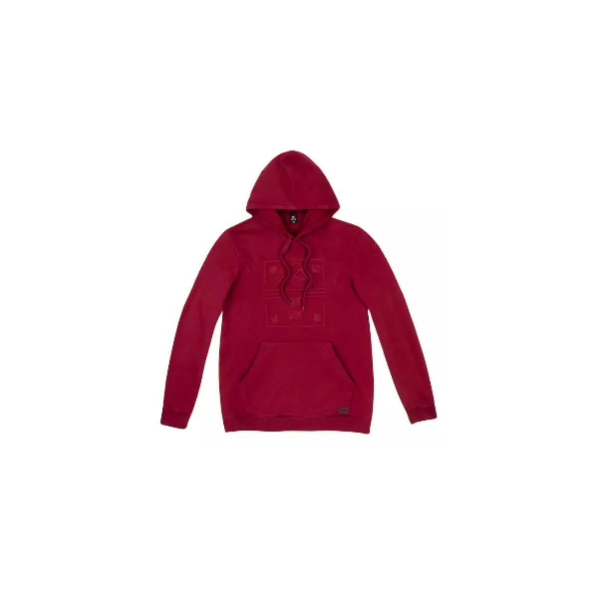 Blusão Masculino Hering 04bk Rysen Vermelho