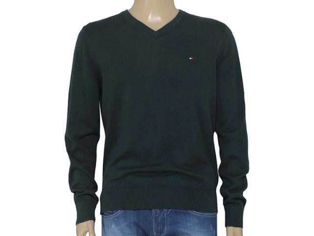 Blusão Masculino Tommy Th0857861905 Verde