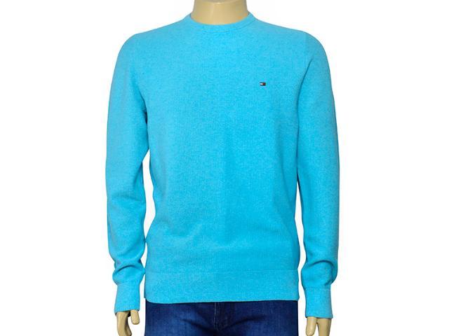 Blusão Masculino Tommy Thmw0mw06706 Azul Claro