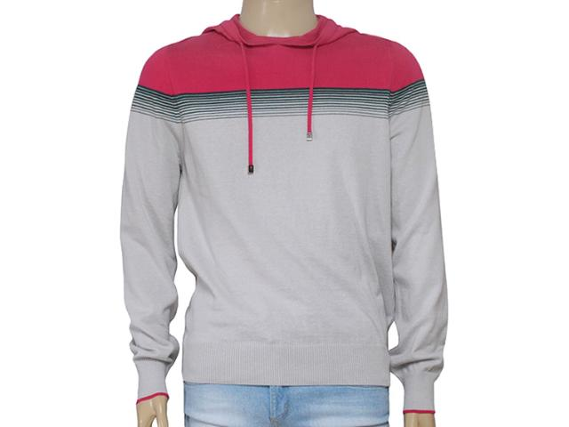 Blusão Masculino Zanatta 5452 Rosa/bege