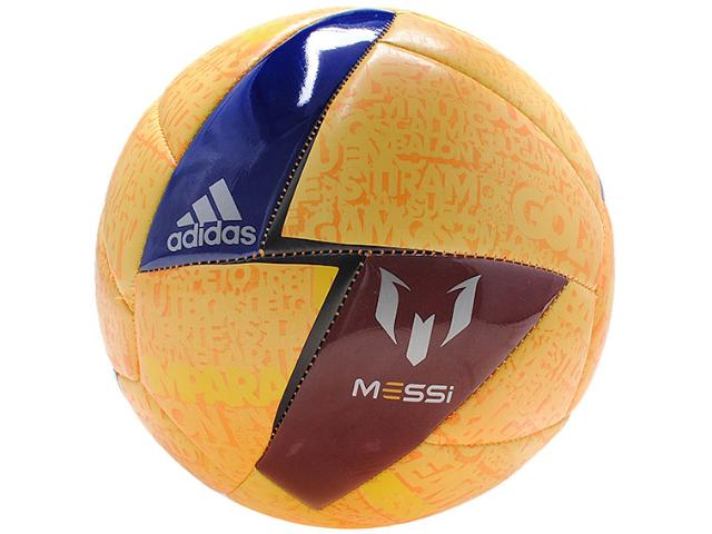 Bola Unisex Adidas F93740 Messi Laranja