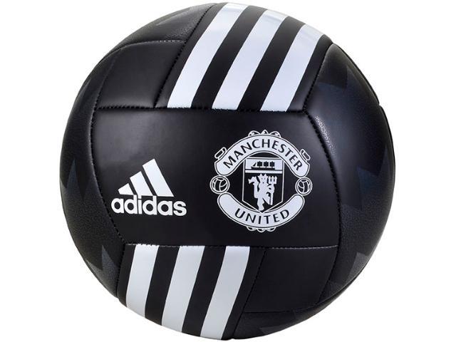 Bola Masculina Adidas Bs3442 Man United fb Preto/branco