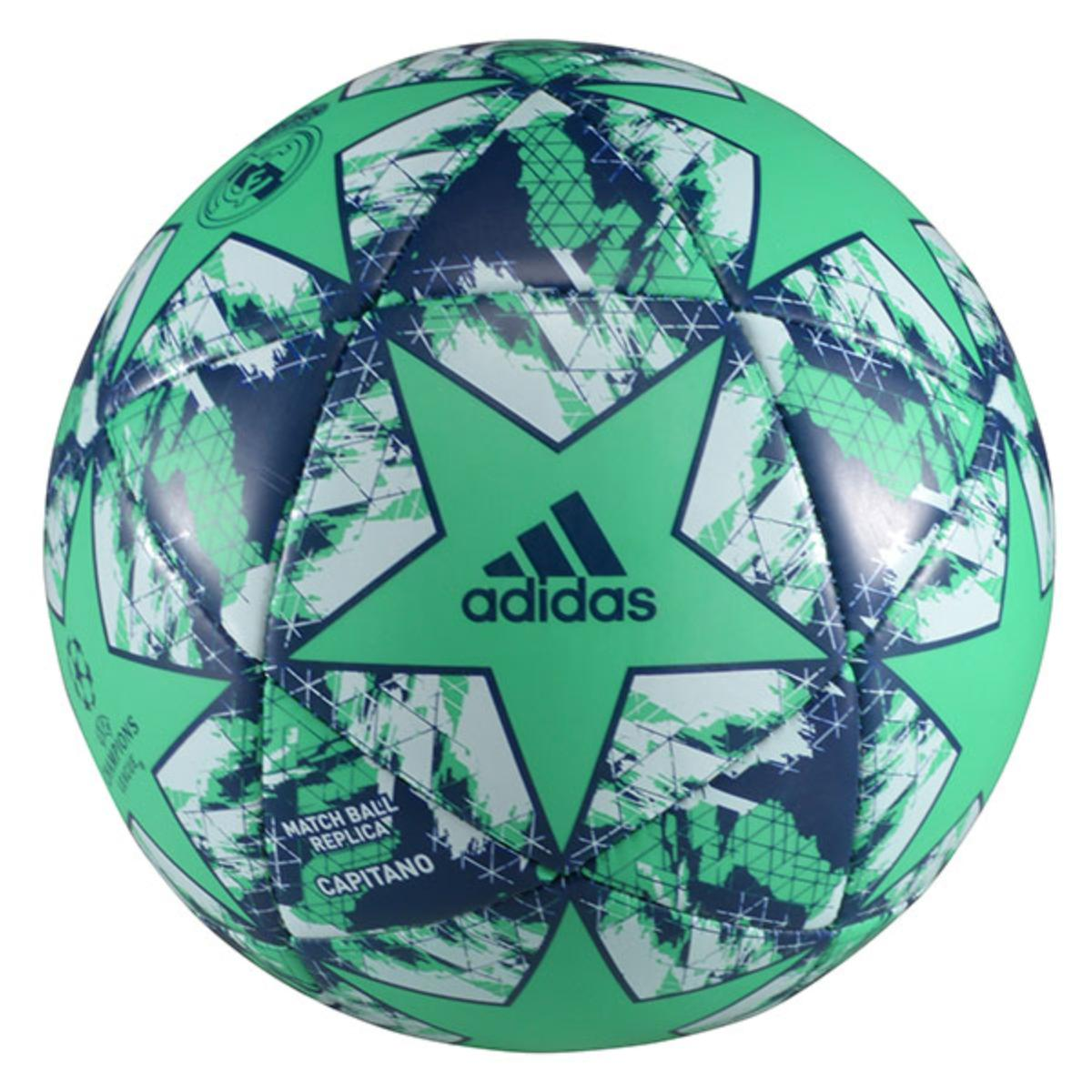 Bola Masculina Adidas Dy2541 Finale rm Cpt Verde