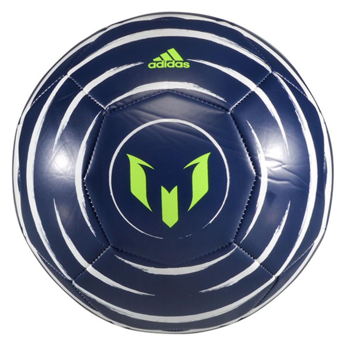 Bola Unisex Adidas Fl7026 Messi Clb Marinho/branco