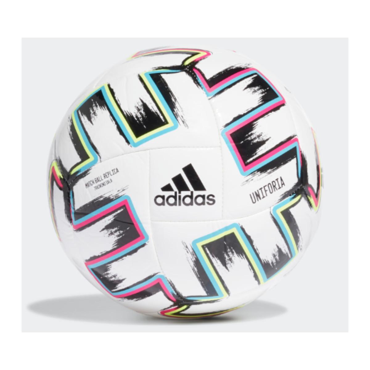 Bola Unisex Adidas Fh7349 Treino Salão Euro20 Branco/color