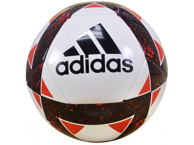 Bola Masculina Adidas Bq8718 Starlancer v  Branco/preto/vermelho
