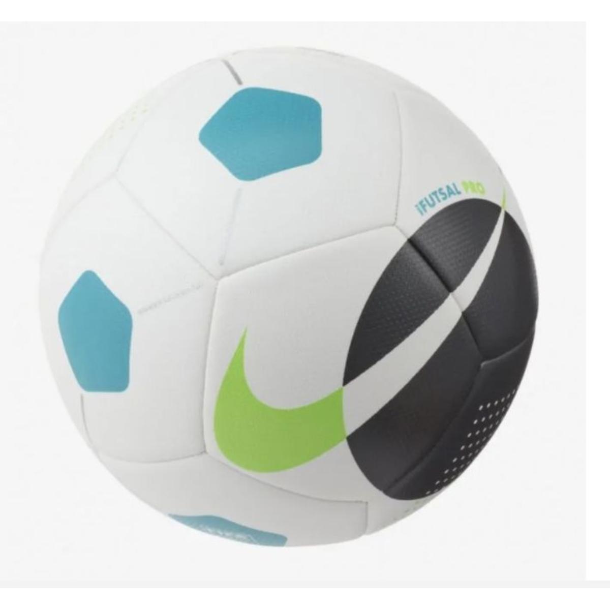 Bola Unisex Nike Sc3974-103 Maestro Branco/preto/azul