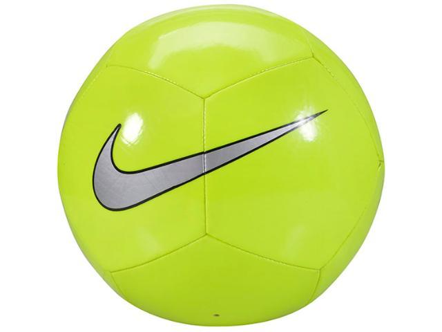 Bola Masculina Nike Sc3101-702 Pitch Training Limão/preto