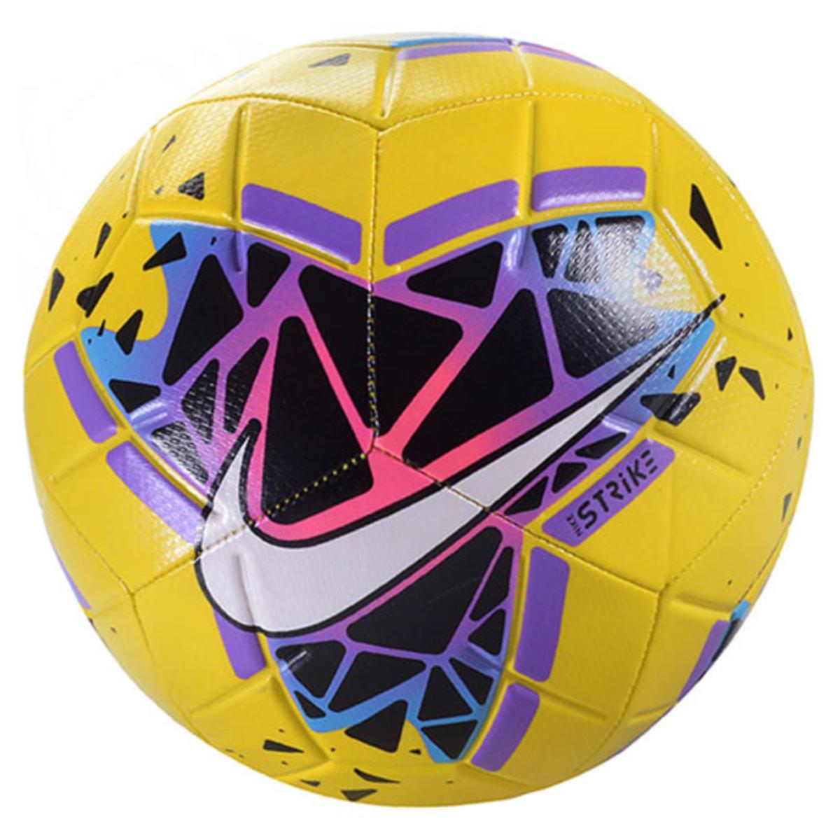 Bola Unisex Nike Sc3639-710 nk Strk Amarelo Color