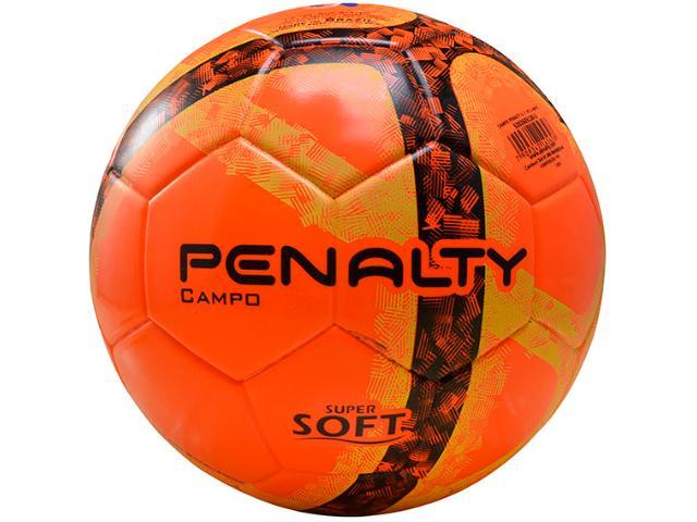 Bola Unisex Penalty 5202603130 Fusion Vii Laranja/amarelo/preto