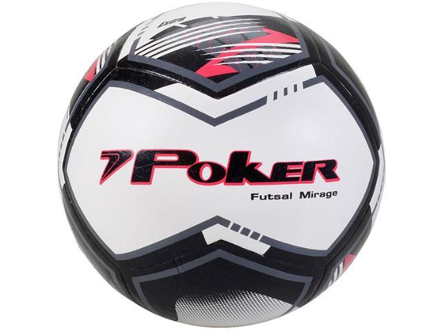 Bola Masculina Poker 05780 Thermocontrol Mirage Preto/chumbo/vermelho