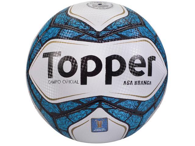 Bola Masculina Topper 4139500 093 Asa Branca Branco/azul