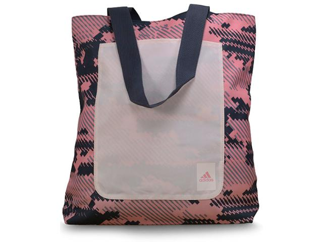 Bolsa Feminina Adidas Bq5763 Good Shopper Coral/grafite