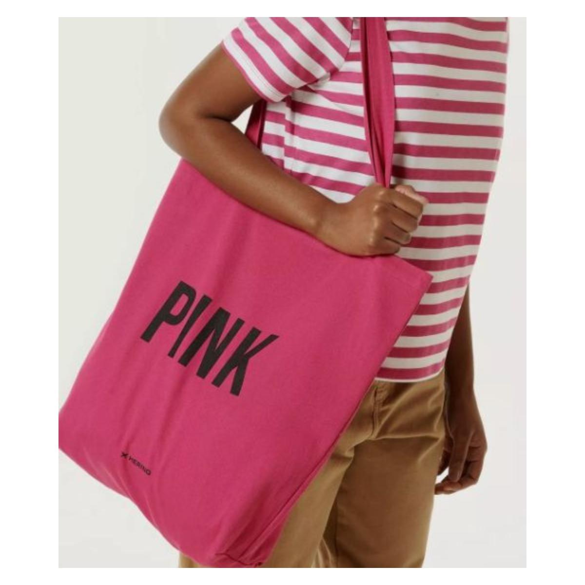 Bolsa Feminina Hering Kfg7 Kquen  Pink