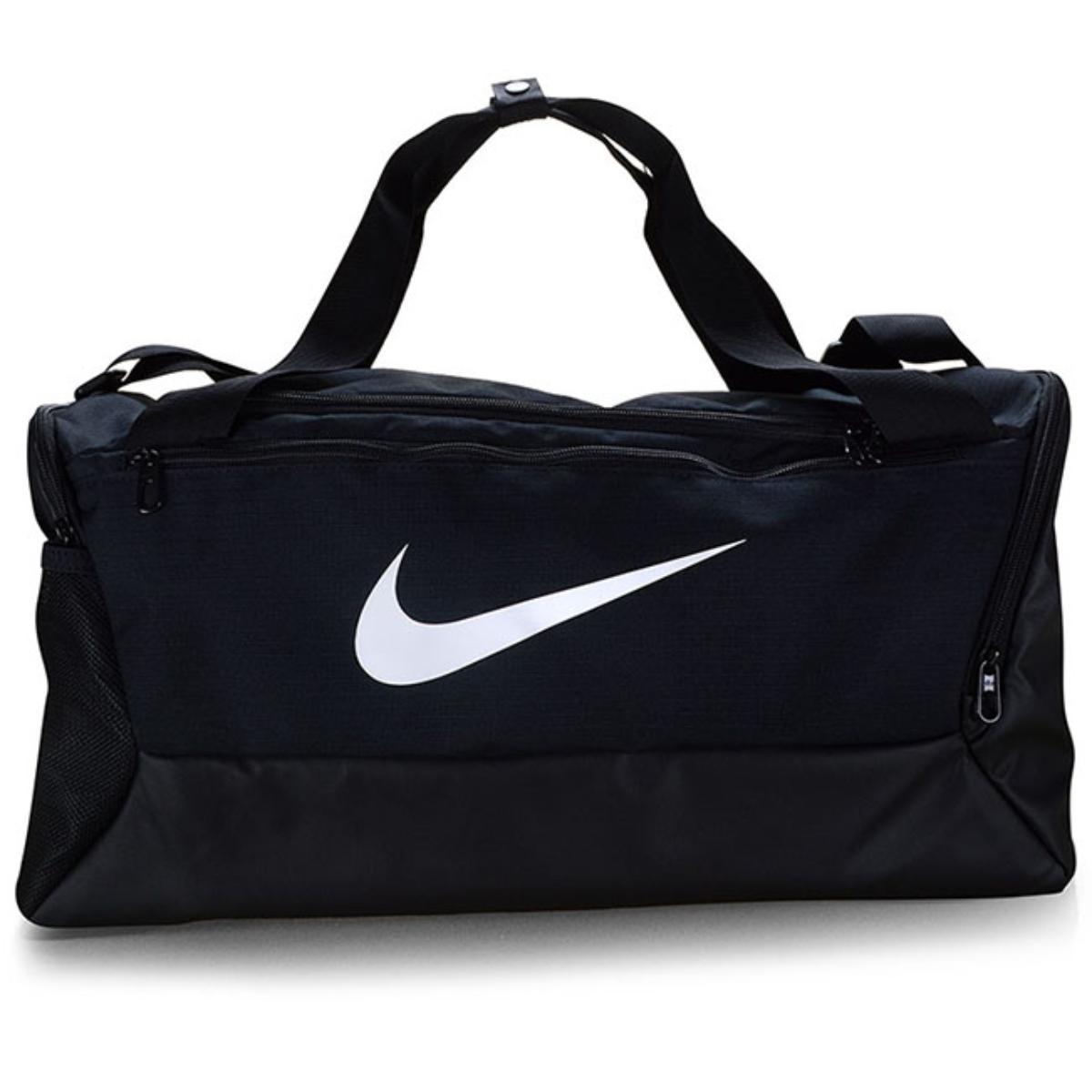 Bolsa Unisex Nike Ba5957-010  Brsla Duff Preto/branco