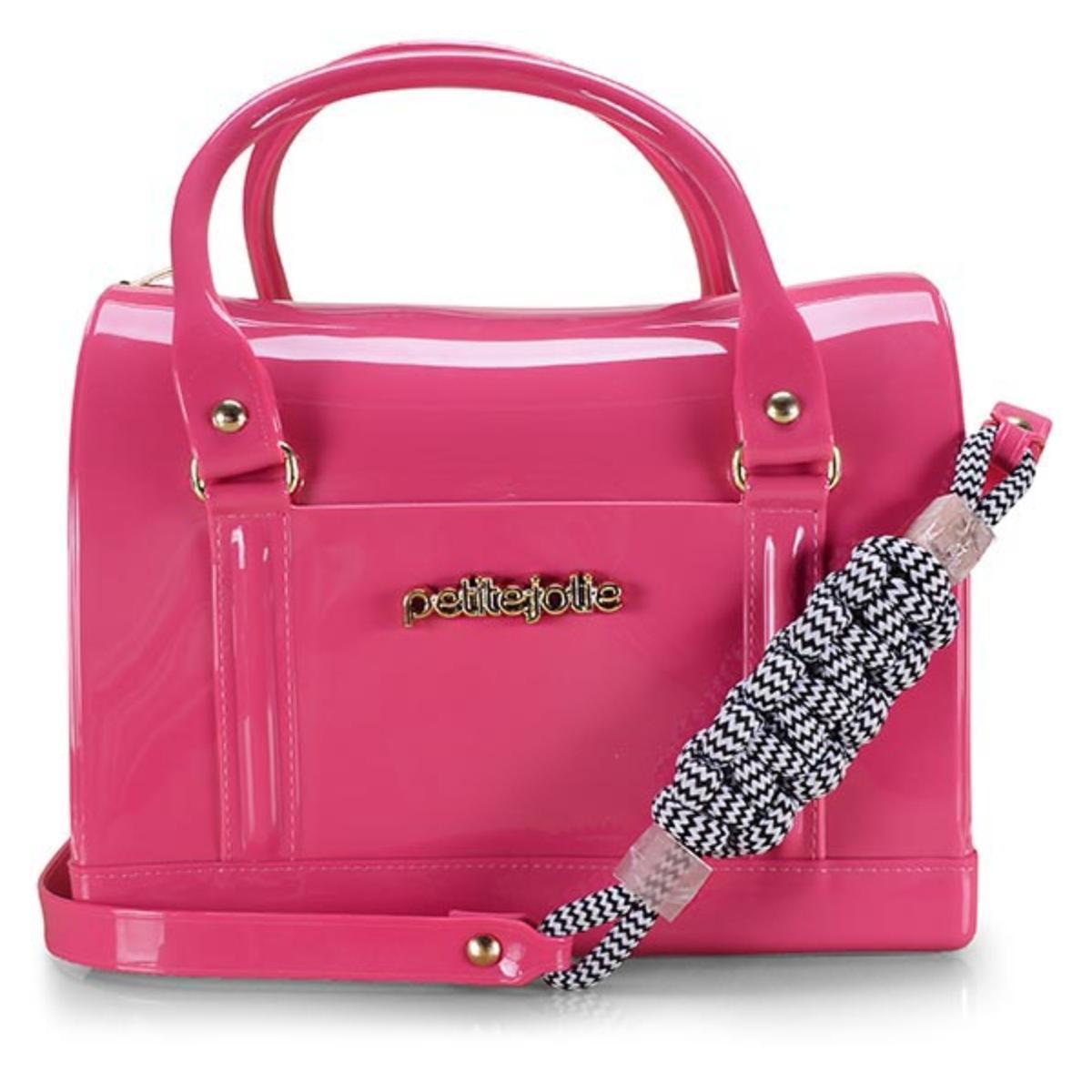 Bolsa Feminina Petite Jolie Pj4408 Pink