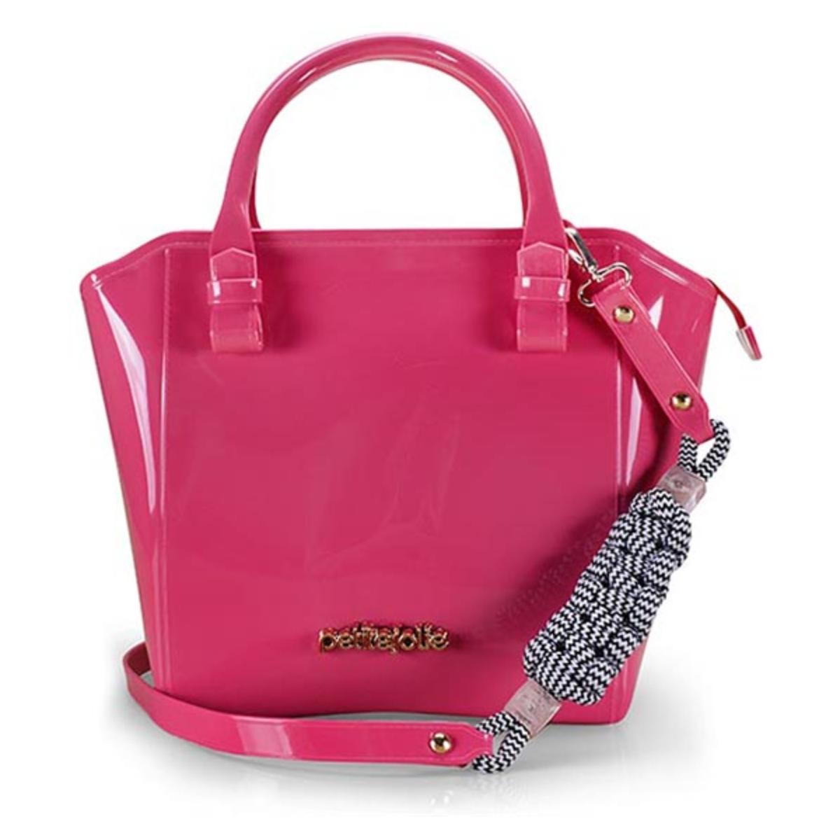 Bolsa Feminina Petite Jolie Pj4351 Pink