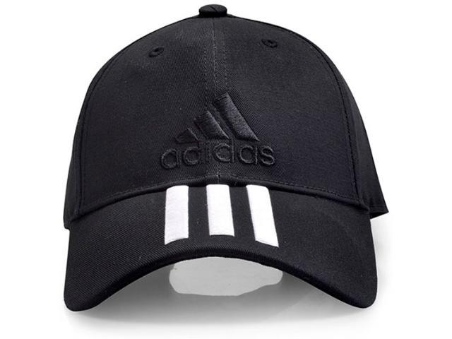 Boné Masculino Adidas S98156 6p 3s Cap Preto