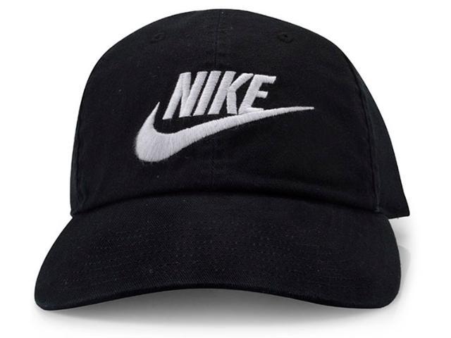 Boné Masculino Nike 626305-012 Futura Washed H86 Preto