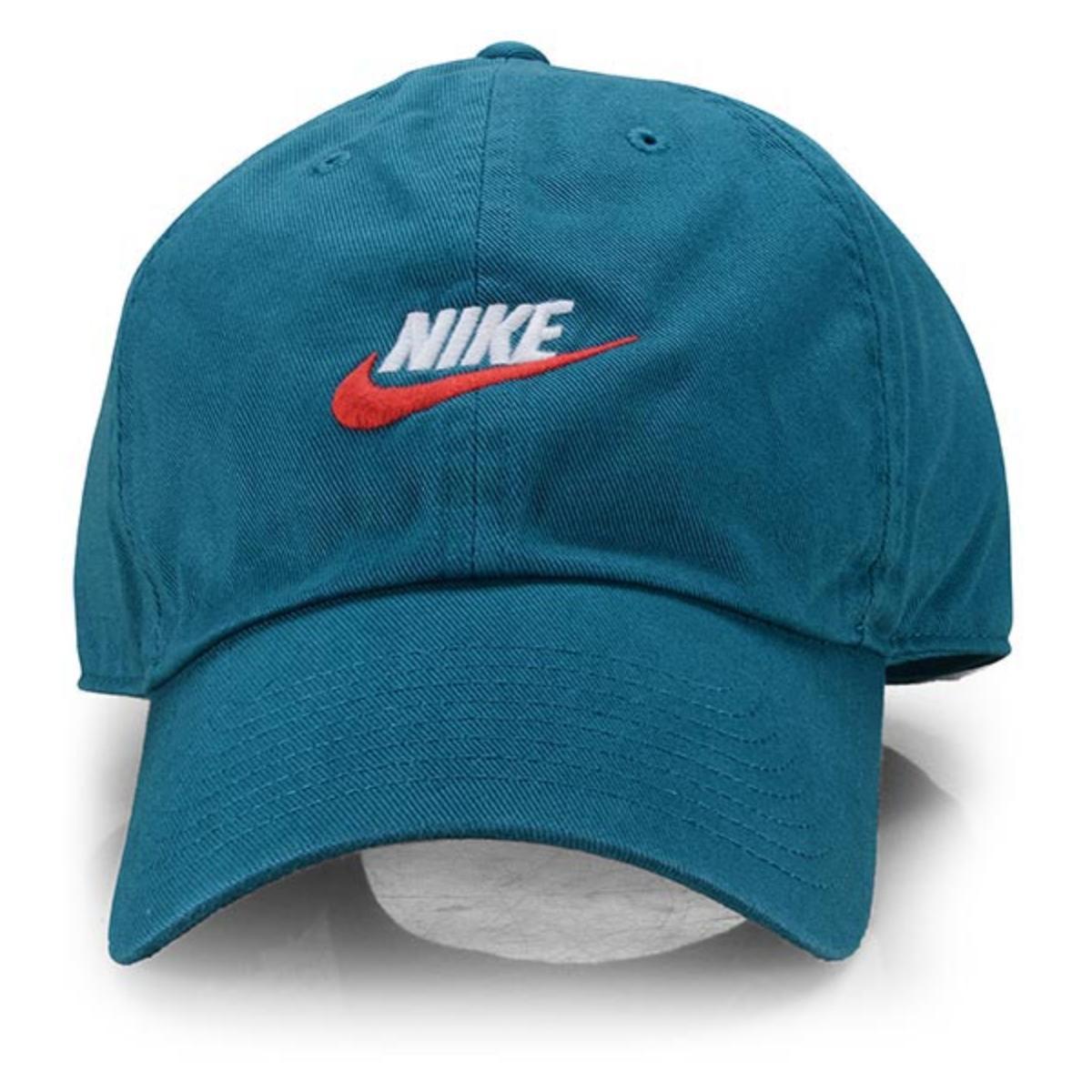 Boné Unisex Nike 913011-381 Sportwear H86 Verde