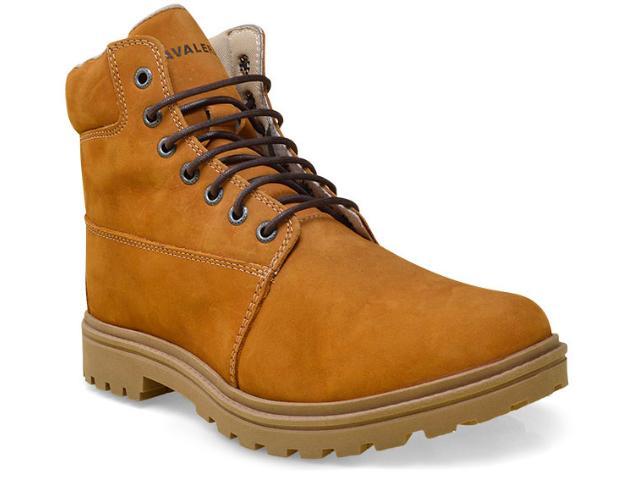 Bota Masculina Cavalera Shoes 13.05.0427 Ocre