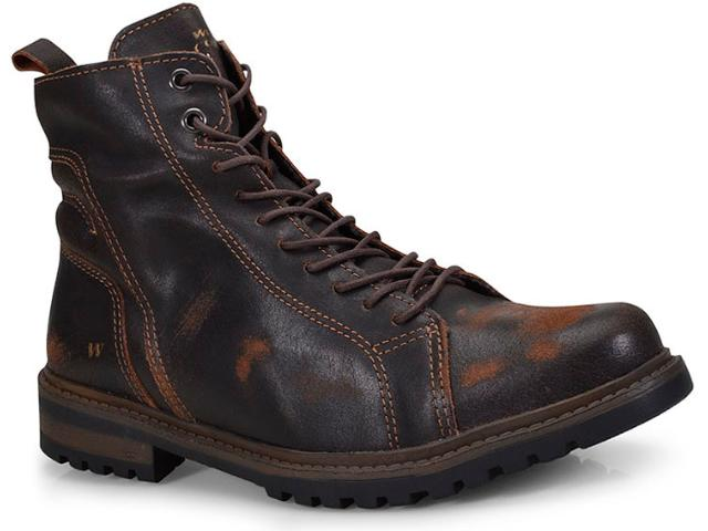Bota Masculina West Coast 184701sb/1 Conhaque