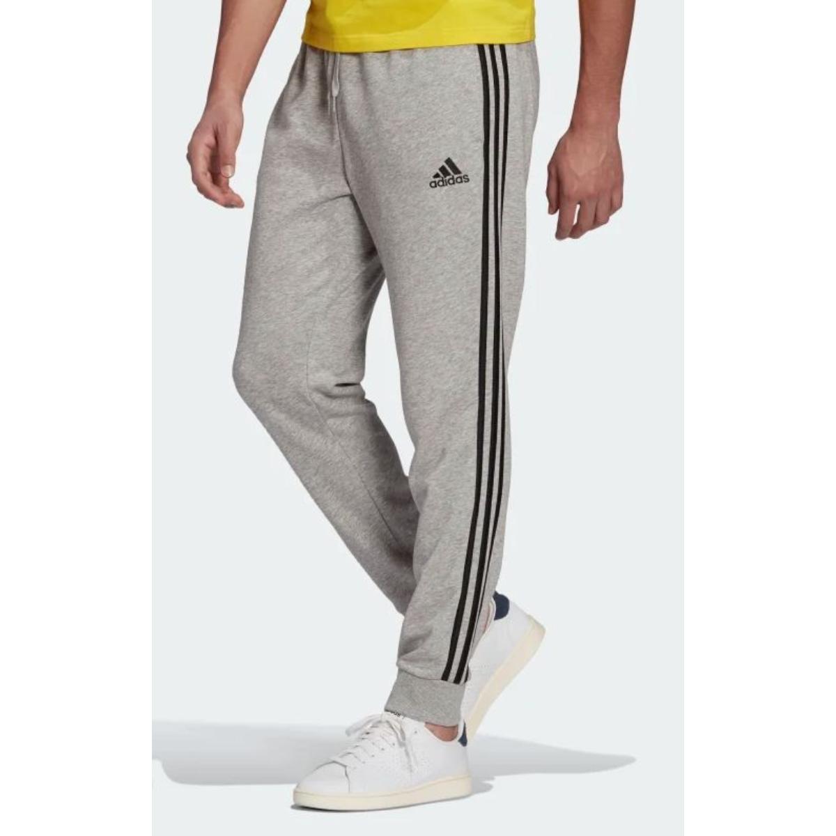 Calça Masculina Adidas Gk8889 m 3s ft Mescla