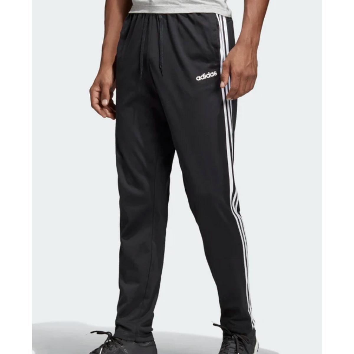 Calça Masculina Adidas Du0456 e 3s t Pnt Preto/branco