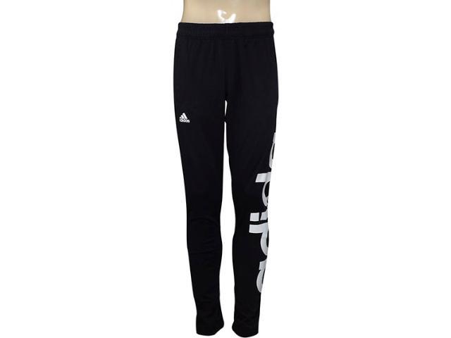 Calça Masculina Adidas Ak1569 Ess Lin Tap Preto
