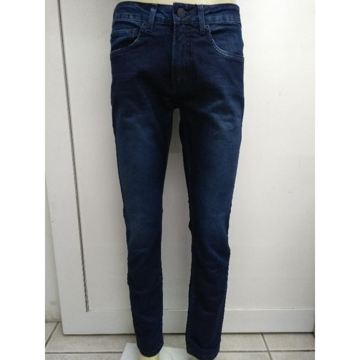 Calça Masculina Calvin Klein Cm0oc11dk206 Marinho