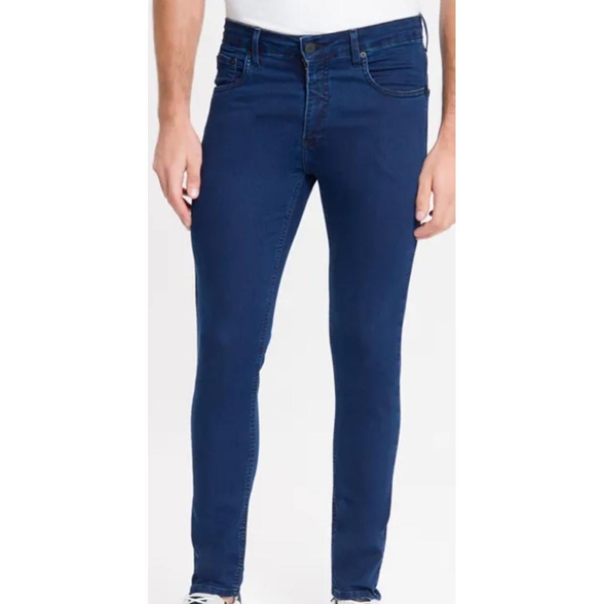 Calça Masculina Calvin Klein Cm0oc11dj002 Marinho
