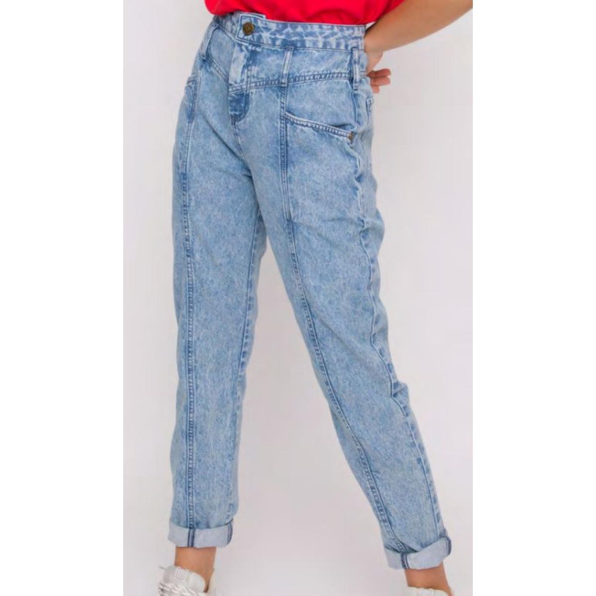 Calça Feminina Coca-cola Clothing 23203319 600 Jeans