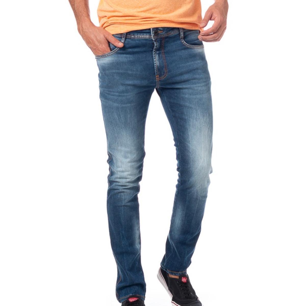 Calça Masculina Coca-cola Clothing 13202576 600 Jeans