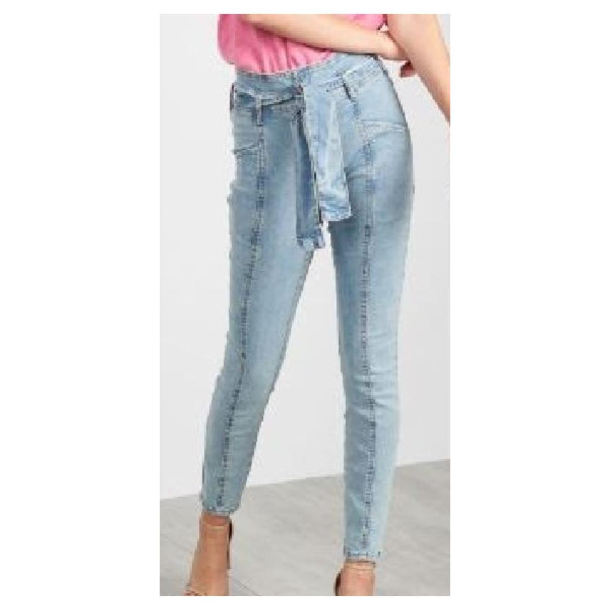 Calça Feminina Colcci 20111573 600 Jeans