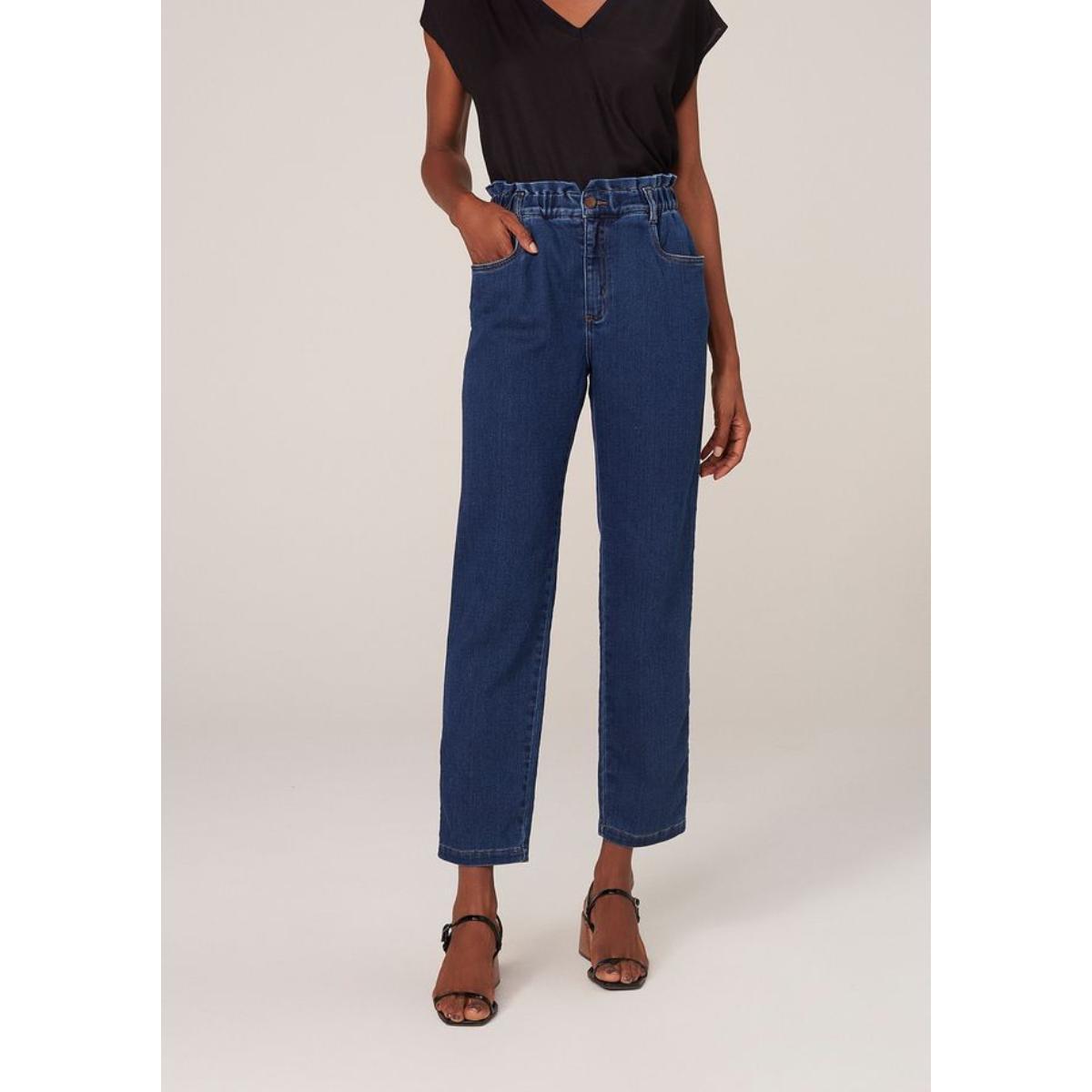 Calça Feminina Dzarm Zu4r 1asn Jeans