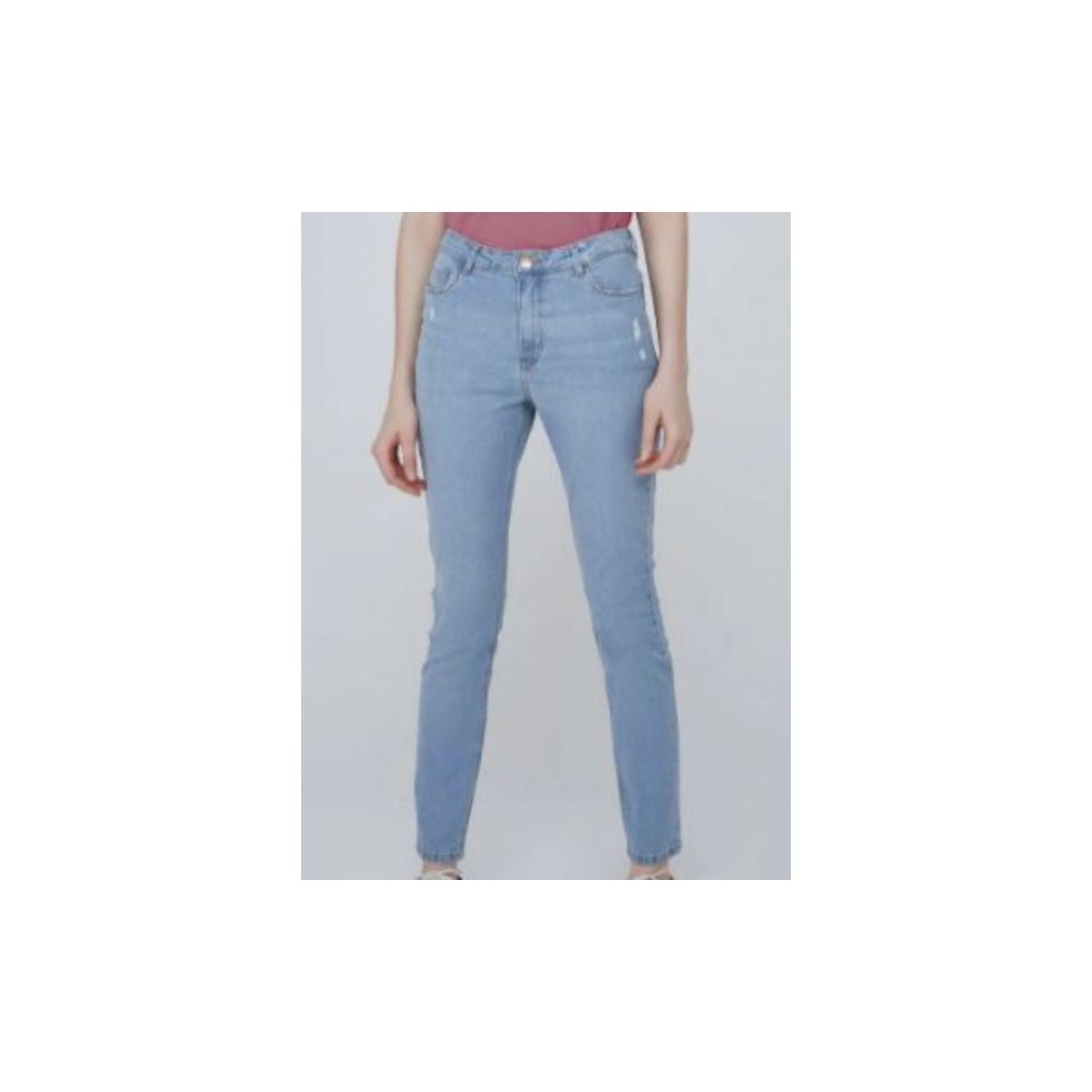 Calça Feminina Dzarm Zu75 1csn Jeans