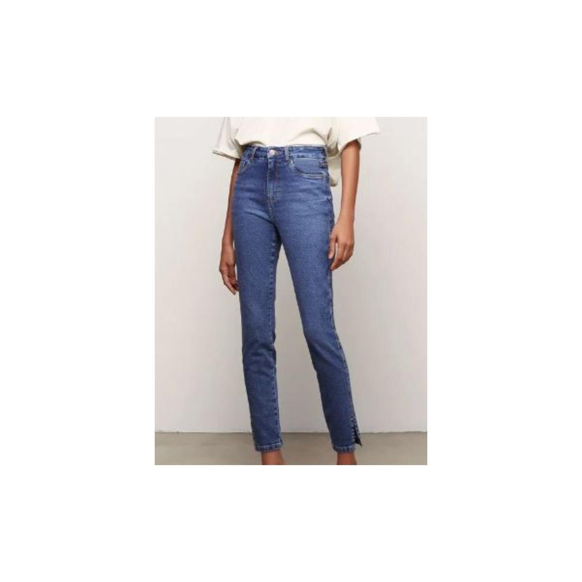 Calça Feminina Dzarm Zua2 1asn  Jeans