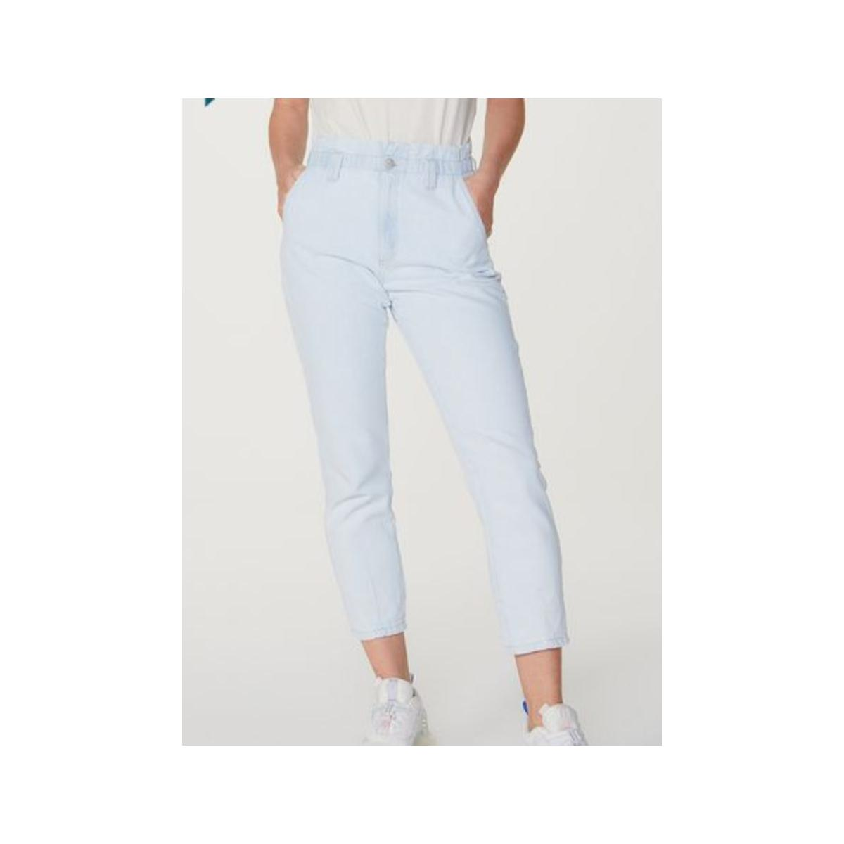 Calça Feminina Hering H9b0  1bsn Jeans Claro