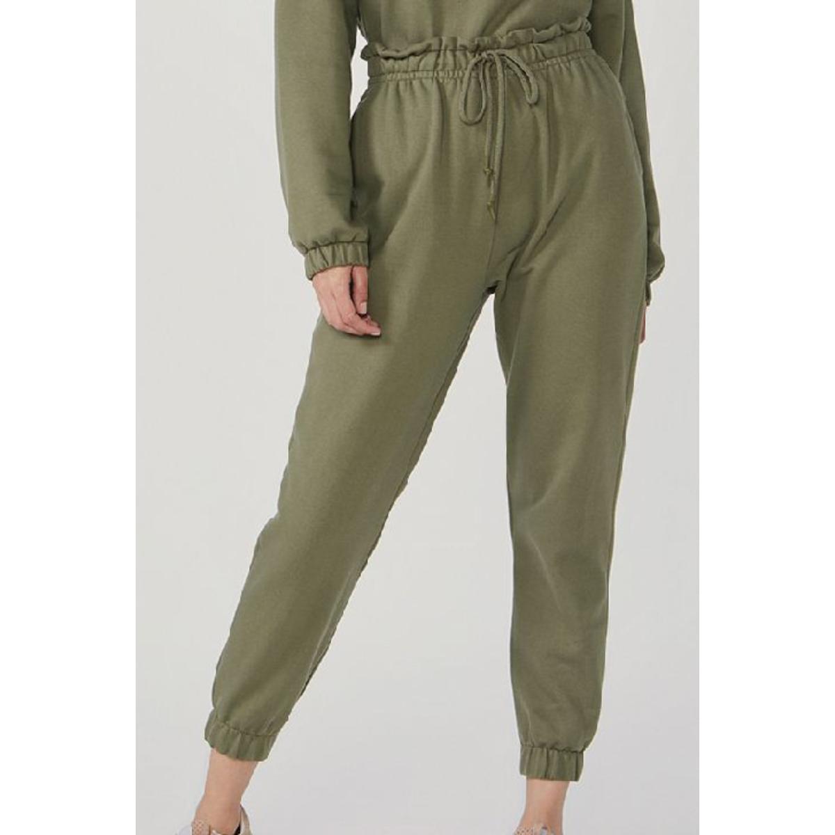 Calça Feminina Hering 05z5 Eacen Militar