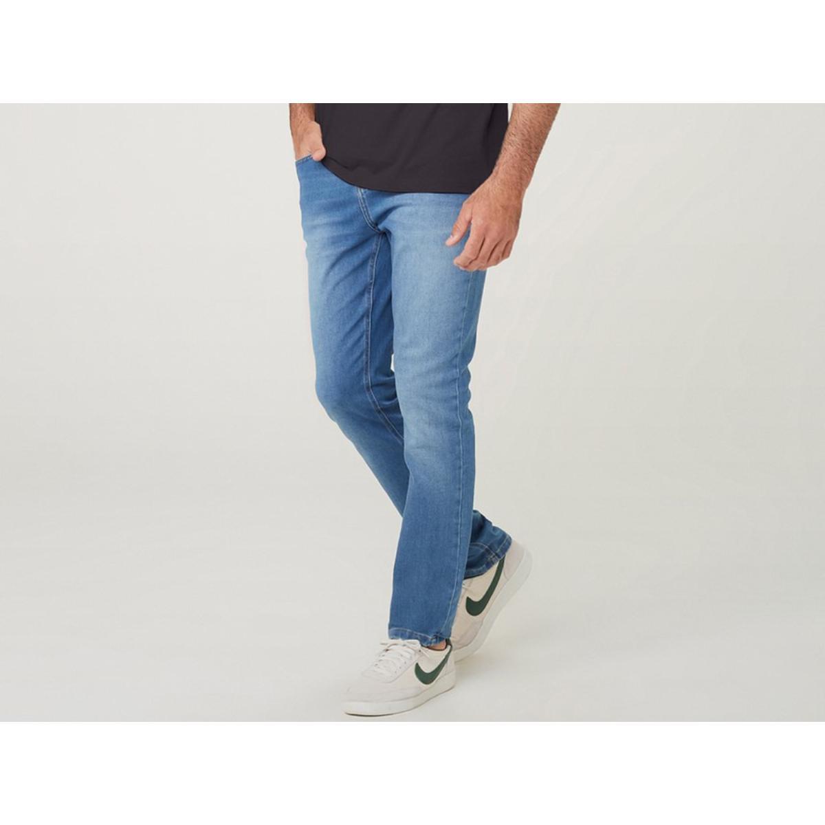 Calça Masculina Hering Kz0f  1asi Jeans
