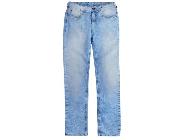 Calça Masculina Hering Kzb2 1asn Jeans Claro
