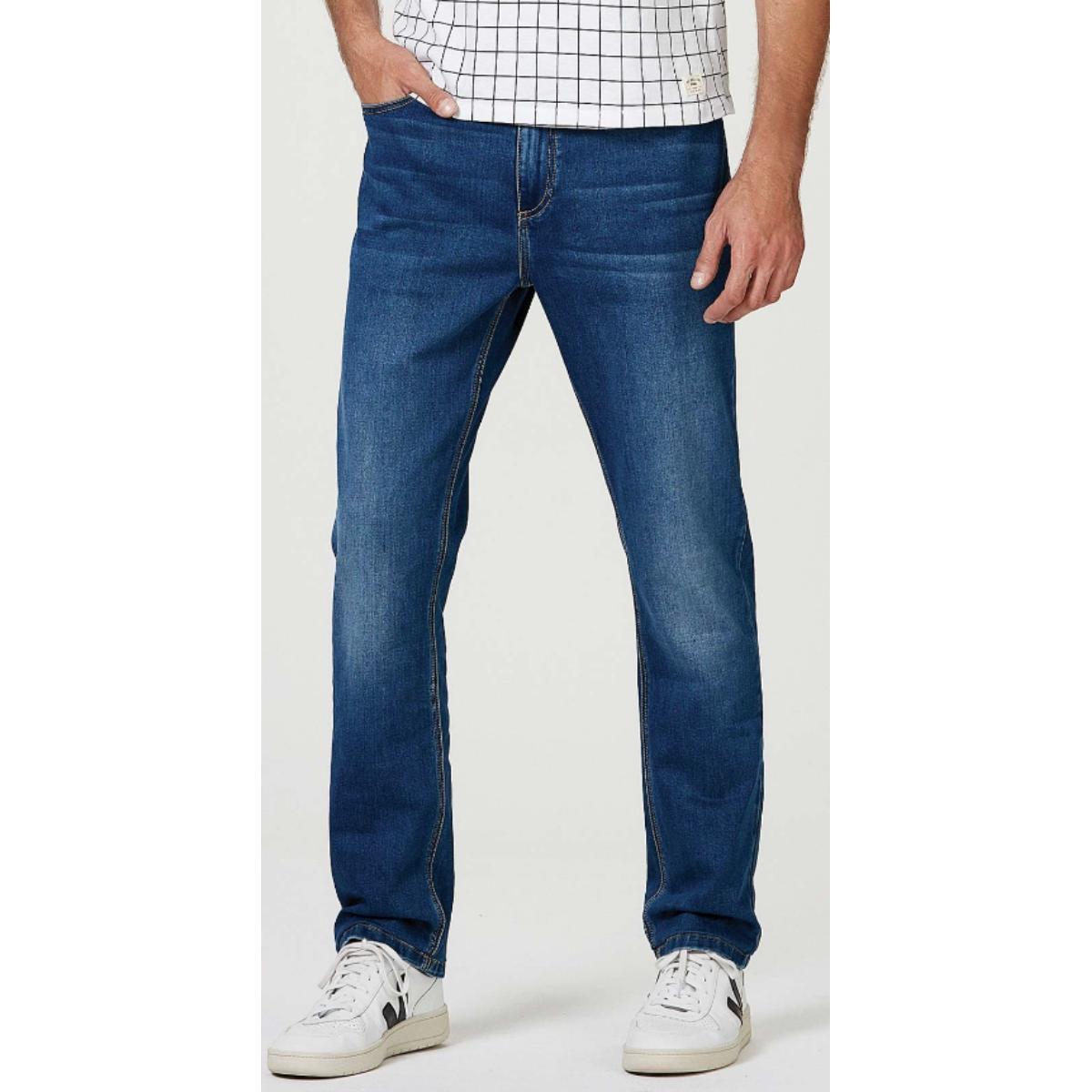 Calça Masculina Hering H1b4 1bsi Jeans Escuro