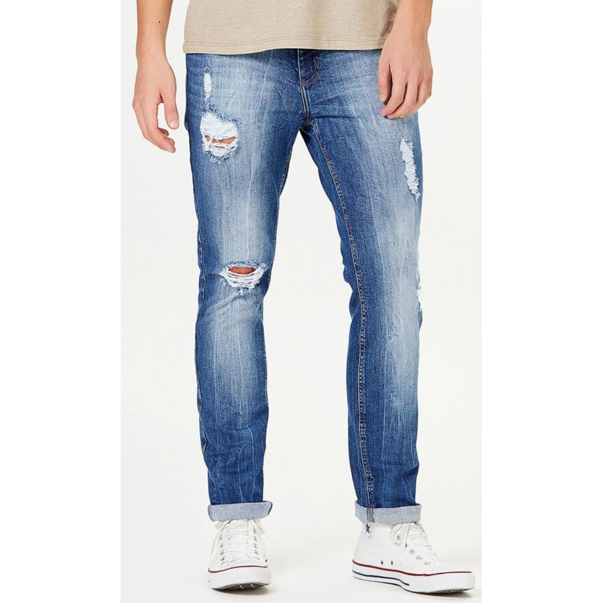 Calça Masculina Hering H1pd 1asn Jeans Claro