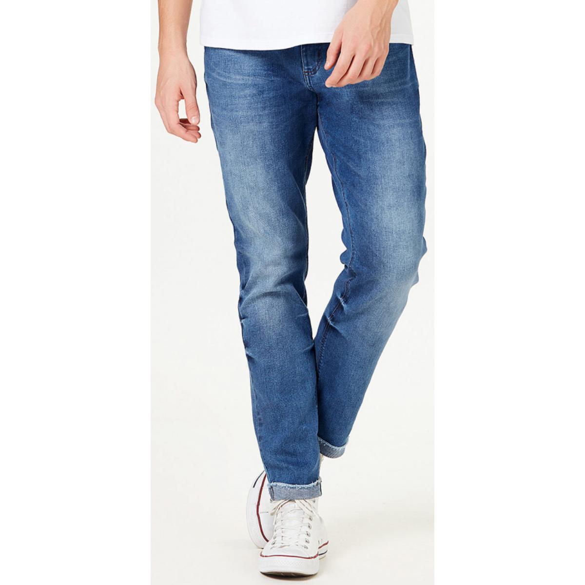 Calça Masculina Hering H1q3 1aej  Jeans
